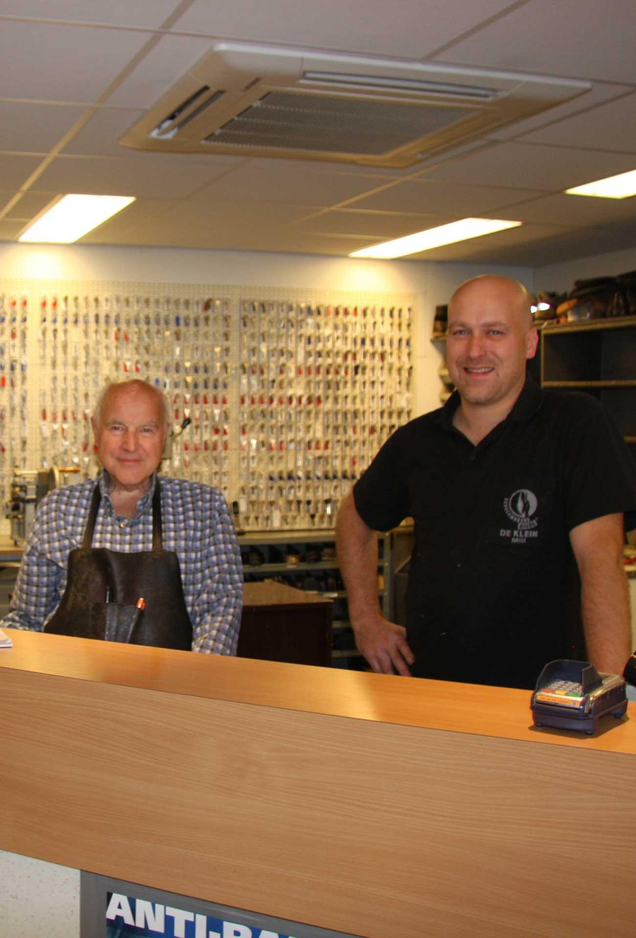 Henk en Mark De Klein | Sleutelspecialisten